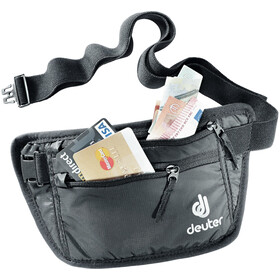 Deuter Security Money Belt I RFID Block, black